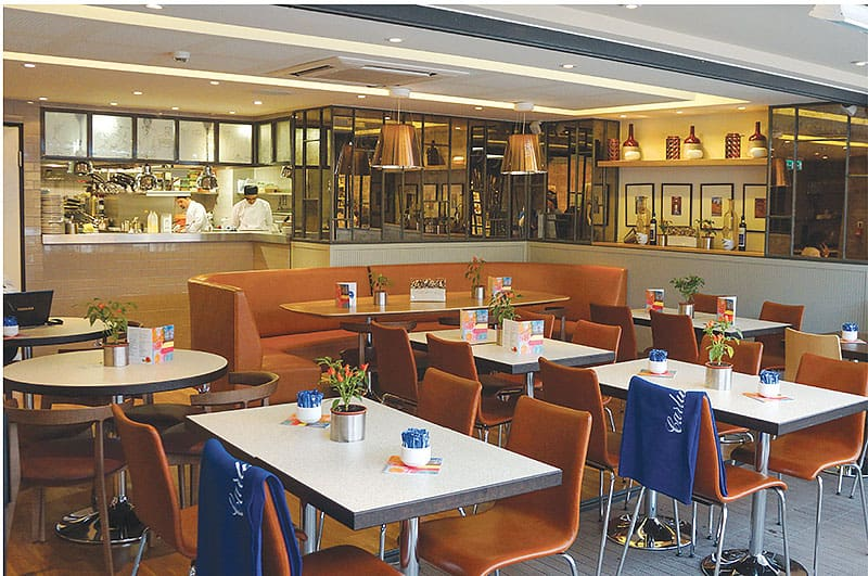 Carluccios Restaurant