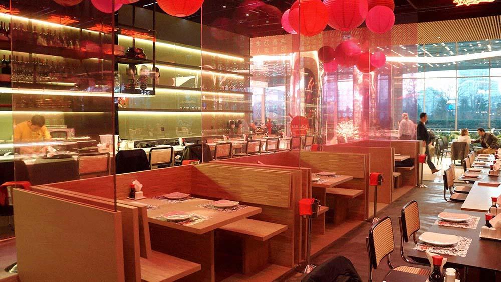 far east dragon restaurant