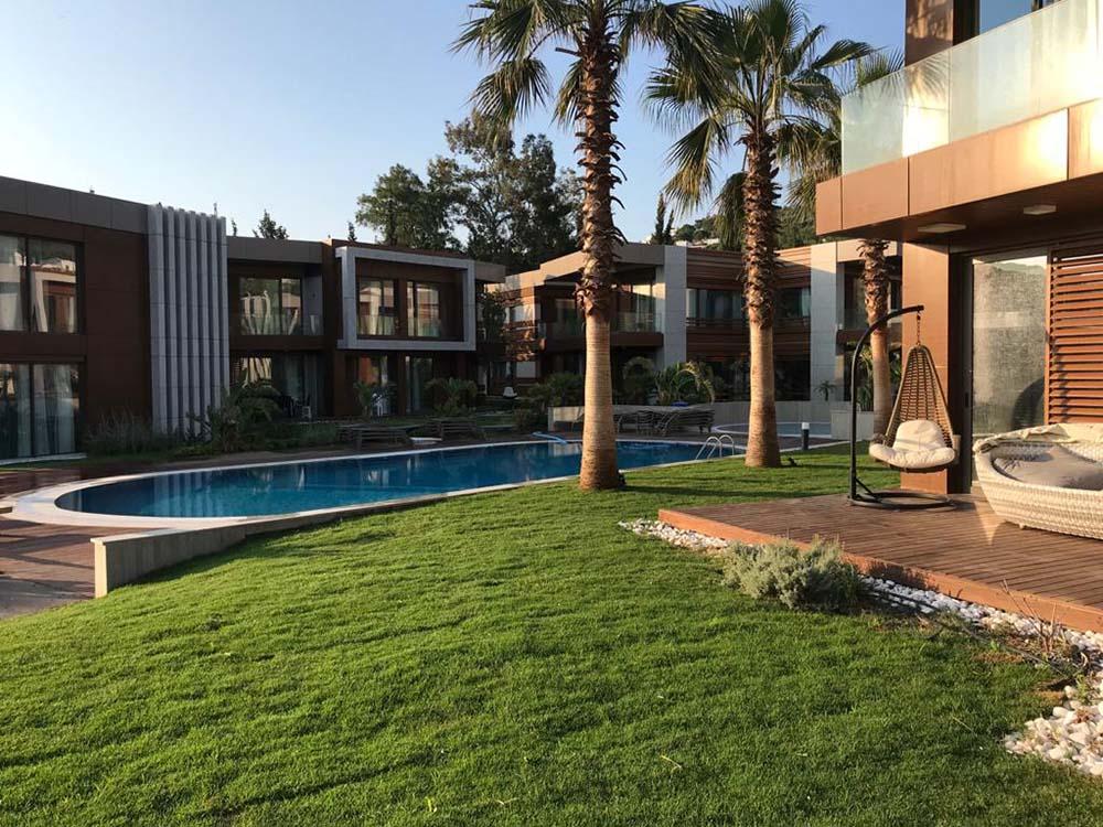 Les Sables Villa