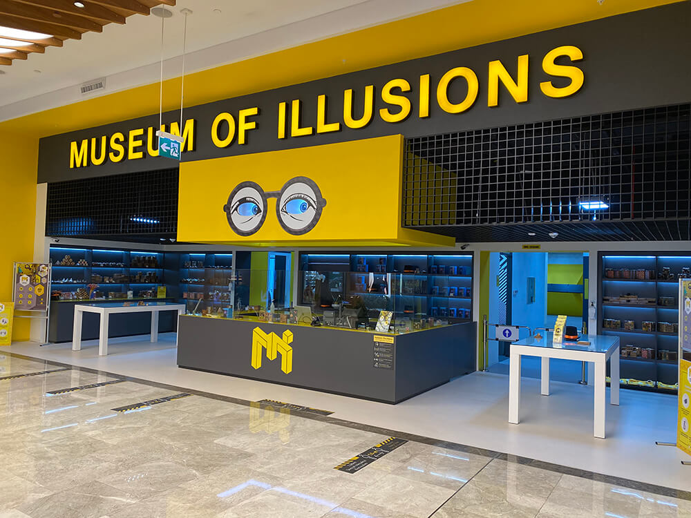 Musseum of Illusion